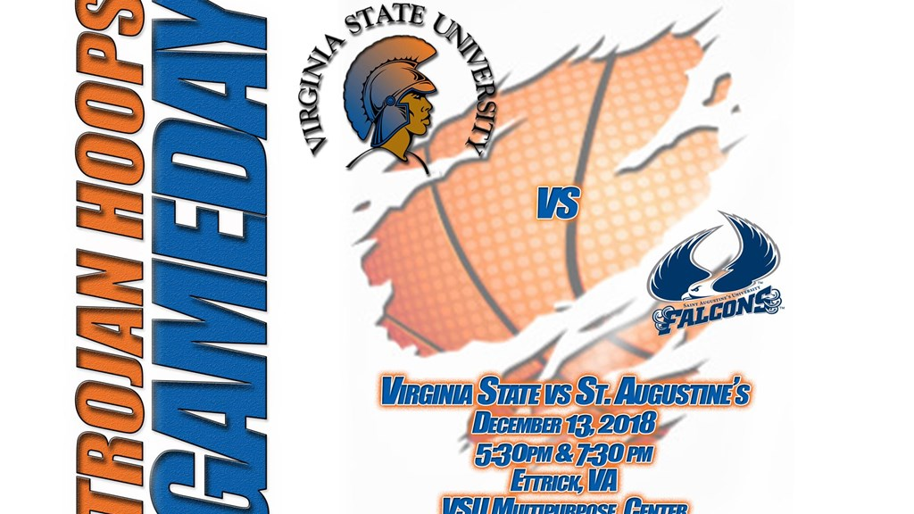 Trojans Basketball Set To Host The Falcons Of St Augustines