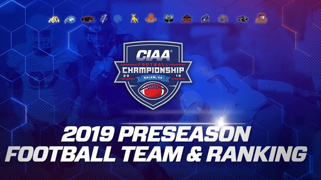 CIAA Announces 2019 Preseason Football All-Conference Team and